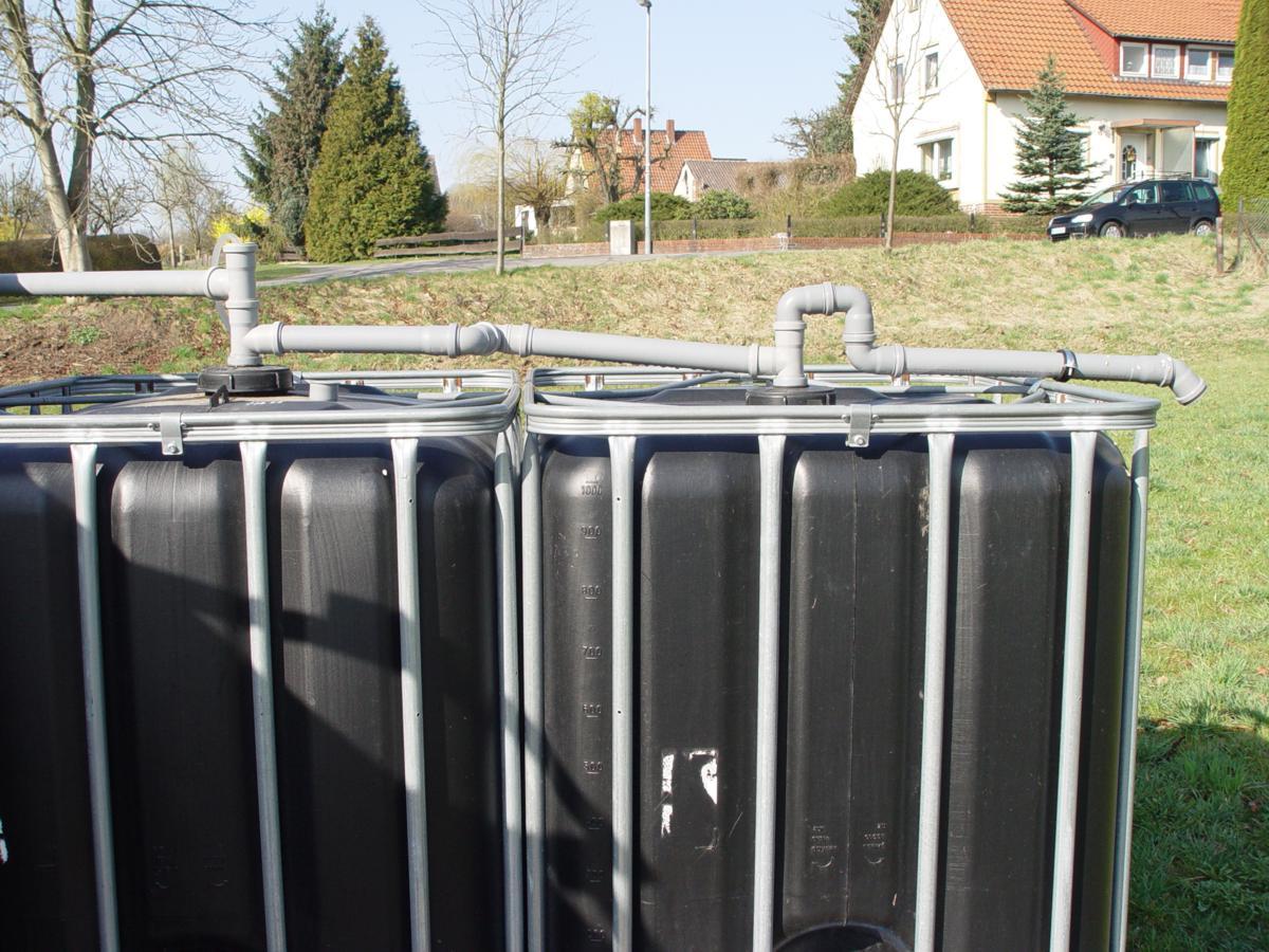 regensammler stabilo fix mit berlaufschutz f r fallrohre von 75 100 mm durchmesser zum. Black Bedroom Furniture Sets. Home Design Ideas